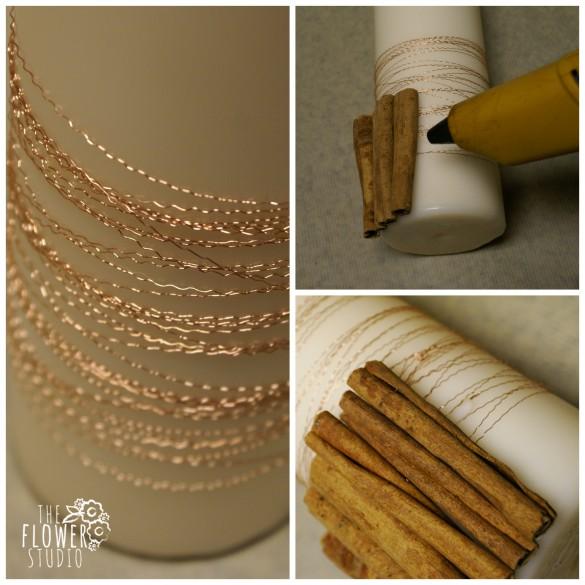 Decorative wire